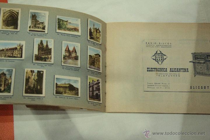 Coleccionismo Álbum: TOMBOLA ALICANTINA DE CARIDAD - Vistas de Francia - Album Completo. PORTADA ESTROPEADA. - Foto 4 - 46244822