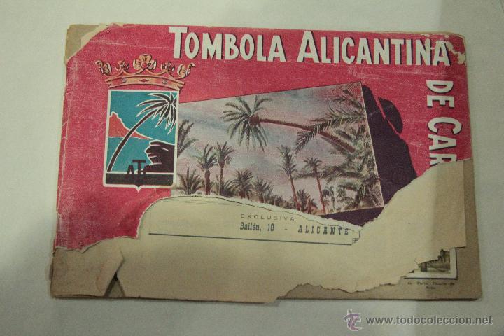 Coleccionismo Álbum: TOMBOLA ALICANTINA DE CARIDAD - Vistas de Francia - Album Completo. PORTADA ESTROPEADA. - Foto 7 - 46244822
