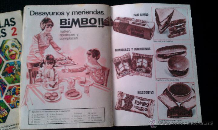 Resultado de imagen de albumes gigantes de bimbo años 70
