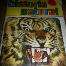 Coleccionismo Álbum: HISTORIA NATURAL. BRUGUERA 1967. Lote 46491067