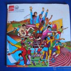 Coleccionismo Álbum: (AL-002)ALBUM MONTREAL 1976,COCA-COLA,COMPLETO. Lote 47143525