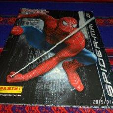 Coleccionismo Álbum: SPIDERMAN 3 COMPLETO DE PANINI 2007 Y SPIDER-MAN DE MERLIN STICKERS INCOMPLETO A FALTA DE 15 CROMOS. Lote 47339005