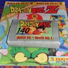 Collectable Albums - DRAGON BALL DRAGONBALL Z BOLA DE DRAGON COMPLETA 140 TARJET-CARDS CON ESTUCHE. ESTE 1989. CON REGALO - 47341367