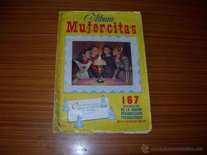 MUJERCITAS COMPLETO 167 CROMOS DE CLIPER (Coleccionismo - Cromos y Álbumes - Álbumes Completos)