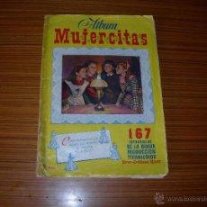 Coleccionismo Álbum: MUJERCITAS COMPLETO 167 CROMOS DE CLIPER . Lote 47587531