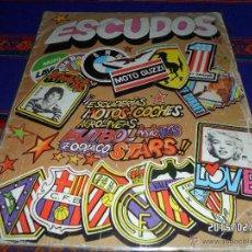 Coleccionismo Álbum: ESCUDOS COMPLETO 190 CROMOS. DIFUSORA DE CULTURA 1981. . Lote 47653089