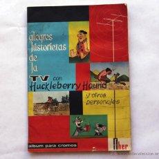 Coleccionismo Álbum: ALBUM COMPLETO ALEGRES HISTORIETAS DE LA TV. 1962. Lote 47914723