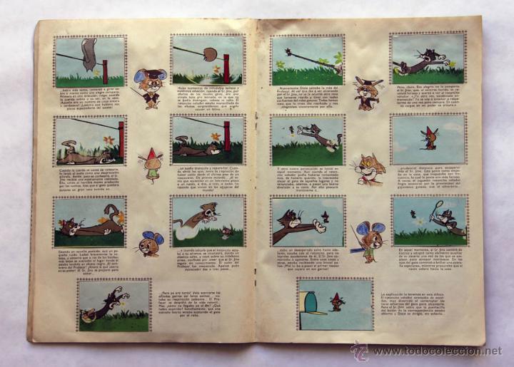 Coleccionismo Álbum: Album completo ALEGRES HISTORIETAS DE LA TV. 1962 - Foto 2 - 47914723