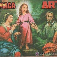 Coleccionismo Álbum: ALBUM DE CROMOS TOTALMENTE COMPLETO ARTE ( MAGA ) // BUEN ESTADO //. Lote 47923081