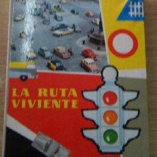 Coleccionismo Álbum: ALBUM DE CROMOS. LA RUTA VIVIENTE. COMPLETO A-ALB-1112. Lote 245198860