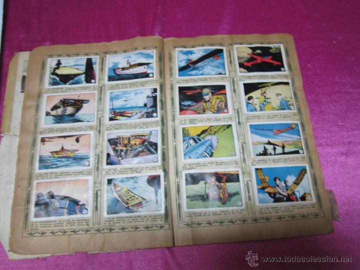 Coleccionismo Álbum: ALBUM AVIACION DE 1900 A 1950 COMPLETO .CLIPER - Foto 2 - 47972640