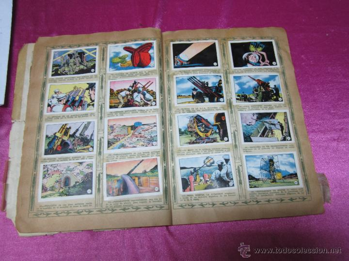 Coleccionismo Álbum: ALBUM AVIACION DE 1900 A 1950 COMPLETO .CLIPER - Foto 3 - 47972640