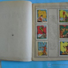 Coleccionismo Álbum: CROMOS CULTURA ALBUM SEGUNDO 1939, EL GATO NEGRO, COMPLETO, VER FOTOS. Lote 47986219