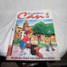 Coleccionismo Álbum: CIUDADANO CAN RAZAS DE PERROS MAS POPULARES ALBUM COMPLETO EDITA LA NUEVA ESPAÑA 1998. Lote 48099252
