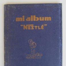Coleccionismo Álbum: ALBUM NESTLE 1932 COMPLETO SERIES DE LA 51 A LA 80 TOTAL 360 CROMOS. Lote 48222547