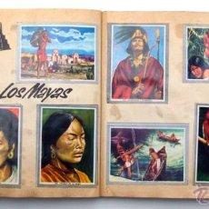 Coleccionismo Álbum: ALBUM 1968 VIDA Y COLOR 2 MINI. COMPLETO 506 CROMOS. CULTURAS ANIMALES HISTORIA ARTE COSTUMBRES. Lote 48804867