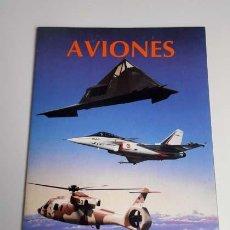 Coleccionismo Álbum: ALBUM CROMOS COMPLETO AVIONES PANINI CARDS AIRCRAFT AIRPLANE ALFREEDOM ALBUN. Lote 48868396