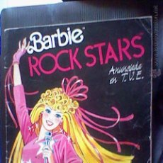 Coleccionismo Álbum: ALBUM COMPLETO PANINI BARBIE ROCK STARS . Lote 49186889