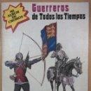 Coleccionismo Álbum: GUERREROS DE TODOS LOS TIEMPOS . Lote 49423712