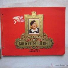 Coleccionismo Álbum: GOLD FILM BILDER TOMO 2 ALBUM CINE ALEMAN AÑOS 30. Lote 49659655