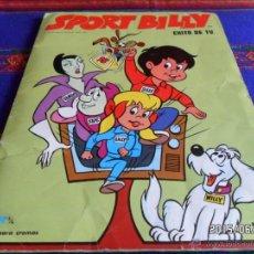 Coleccionismo Álbum: SPORT BILLY ÉXITO DE TV COMPLETO 178 CROMOS. FHER 1981. BUEN ESTADO.. Lote 49875421