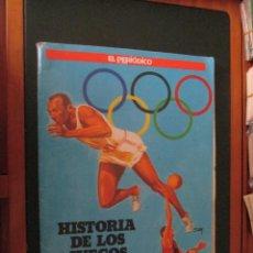 Coleccionismo Álbum: HISTORIA DE LOS JUEGOS OLIMPICOS . Lote 49952667