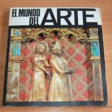 Coleccionismo Álbum: ALBUM CROMOS COMPLETO EL MUNDO DEL ARTE. ED. DIFUSORA DE CULTURA.. Lote 49999165