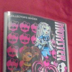 Coleccionismo Álbum: ALBUM MONSTER HIGH. COMPLETO. PANINI. Lote 50164789