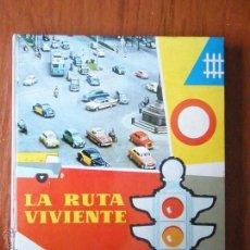Coleccionismo Álbum: ALBUM DE CROMOS LA RUTA VIVIENTE COMPLETO. Lote 50186378
