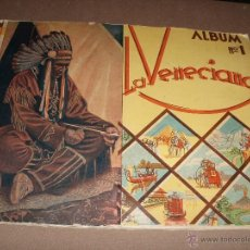 Coleccionismo Álbum: ALBUM Nº 1 CHOCOLATES LA VENECIANA AÑOS 30. Lote 50241820