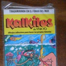 Coleccionismo Álbum: KALKITOS - TRAGAMIRINDA EN EL FONDO DEL MAR - NUEVO A ESTRENAR. Lote 50244273