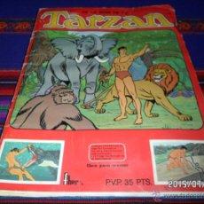 Coleccionismo Álbum: TARZAN DE FHER Y PANRICO COMPLETO 270 CROMOS. 1979. MUY DIFÍCIL!!!!. Lote 131639250