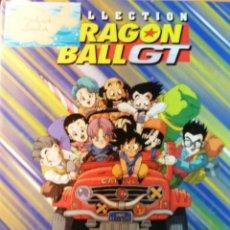 Coleccionismo Álbum: CARPESANO ARCHIVADOR DRAGON BALL GT . FASCICULOS ED ATLAS , JUEGOS , DIBUJAR PERSONAJES, PLANETAS. Lote 50265077