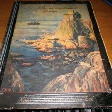 Coleccionismo Álbum: ALBUM DE CROMOS EUROPA - NAAR DE MIDDELLANDSCHE ZEE - N.V. TABAKSFABRIEK V/H THEODORUS NIEMEIJER. Lote 50341953