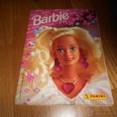 Coleccionismo Álbum: ALBUM DE CROMOS BARBIE 1993 DE PANINI COMPLETO. Lote 50342101