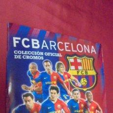 Coleccionismo Álbum: ALBUM DE CROMOS COMPLETO. FC BARCELONA. COLECCION OFICAL 2008 - 2009. PANINI.. Lote 50470288