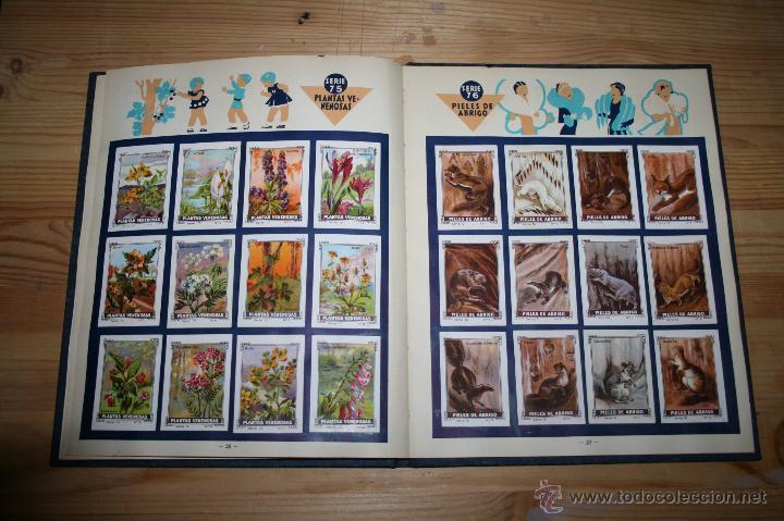 Coleccionismo Álbum: MI ALBUM NESTLÉ - COMPLETO - Foto 6 - 50693532