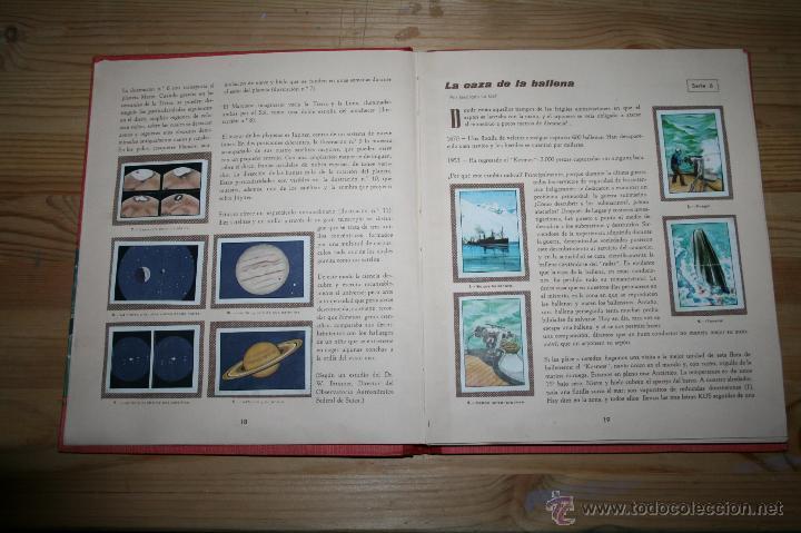 Coleccionismo Álbum: LAS MARAVILLAS DEL UNIVERSO - NESTLÉ - COMPLETO - Foto 4 - 50693535