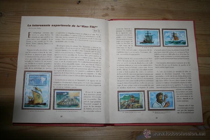 Coleccionismo Álbum: LAS MARAVILLAS DEL UNIVERSO - NESTLÉ - COMPLETO - Foto 7 - 50693535