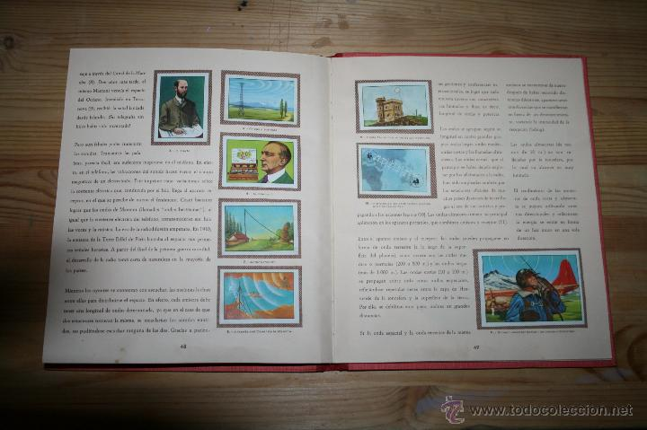 Coleccionismo Álbum: LAS MARAVILLAS DEL UNIVERSO - NESTLÉ - COMPLETO - Foto 8 - 50693535