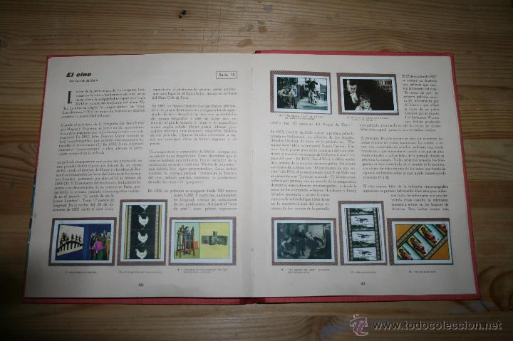 Coleccionismo Álbum: LAS MARAVILLAS DEL UNIVERSO - NESTLÉ - COMPLETO - Foto 10 - 50693535