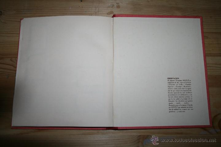 Coleccionismo Álbum: LAS MARAVILLAS DEL UNIVERSO - NESTLÉ - COMPLETO - Foto 11 - 50693535