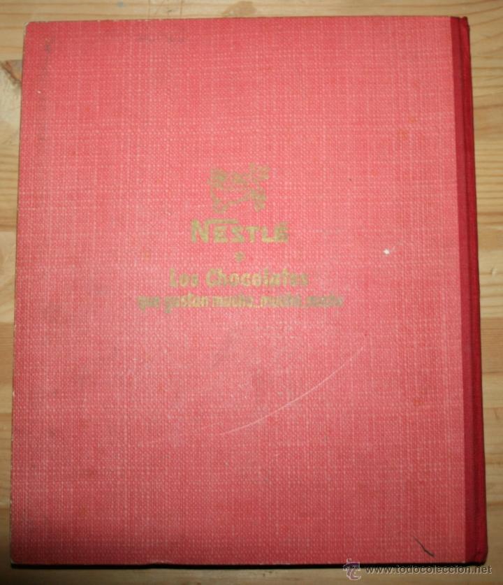Coleccionismo Álbum: LAS MARAVILLAS DEL UNIVERSO - NESTLÉ - COMPLETO - Foto 12 - 50693535