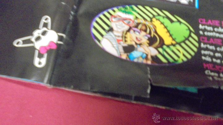 Coleccionismo Álbum: ALBUM DE CROMOS. MONSTER HIGH. COMPLETO. PANINI. - Foto 13 - 50832760