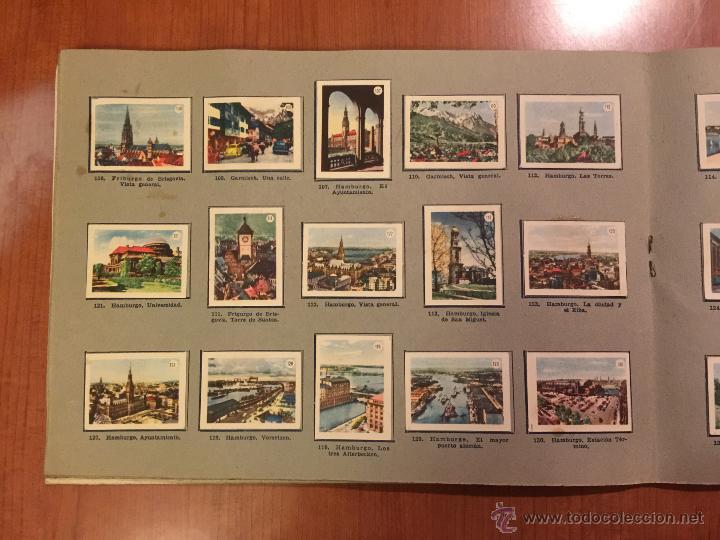 Coleccionismo Álbum: 240 VISTAS DE ALEMANIA, ALBUM DE BOLETOS. TOMBOLA DIOCESANA DE LA VIVIENDA. - Foto 3 - 51094442