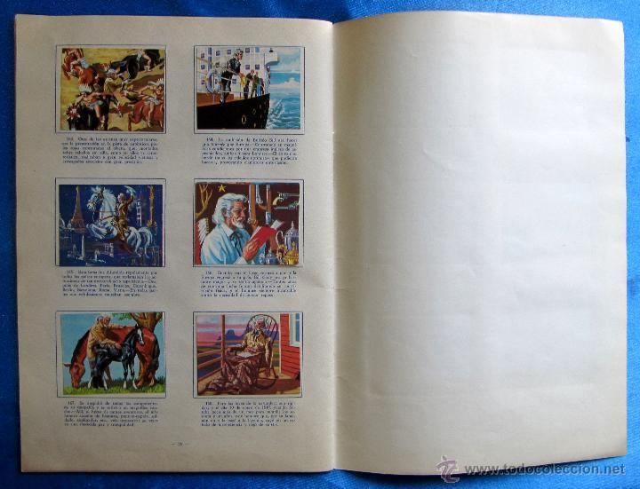 Coleccionismo Álbum: ÁLBUM COMPLETO. VIDA Y AVENTURAS DE BUFFALO BILL. 168 LÁMINAS A TODO COLOR. EDICIONES FERCA, 1962. - Foto 5 - 51102749