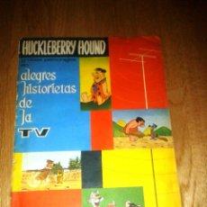 Coleccionismo Álbum: HUCKLEBERRY HOUND Y OTROS PERSONAJES EN ALEGRES HISTORIETAS DE LA TV . ED. FHER. Lote 51299252