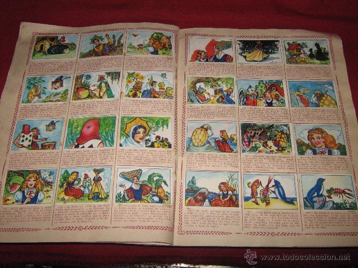 Coleccionismo Álbum: ALBUM COMPLETO DE ALICIA EN EL PAIS DE LAS MARAVILLAS DE CLIPER - GERPLA - EL DE LAS FOTOS - Foto 4 - 51389060
