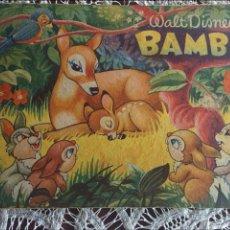 Coleccionismo Álbum: BAMBI . Lote 45652774