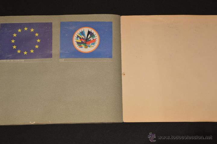 Coleccionismo Álbum: ALBUM CROMOS COMPLETO BANDERAS DE TODO EL MUNDO SALVAT 1973 - Foto 30 - 51689487